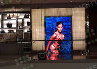 P4 Indoor / Outdoor Advertising Led Display Screen Full Color With 62500sqm Density
