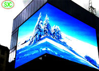 Outdoor LED Billboards P6 Full Color Led Display Advertising 192mm*192mm led digital advertising board