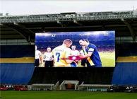 Van Goede Kwaliteit RGB led display & 640x640mm P5 RGB Volledige Kleuren LEIDENE Vertoning voor Stadium die LEIDENE Muurvideo plaatsen te koop
