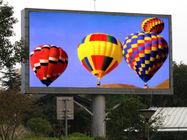 Van Goede Kwaliteit RGB led display & P12 Openlucht Volledige Kleuren LEIDENE Vertoning, Hoge Vernieuwingsfrequentie die LEIDEN Aanplakbord adverteren te koop