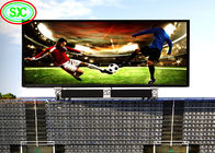 Football Stadium LED Display Circuit Diagram 6mm Pixel Pitch Panel Full Color