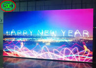 Full Color Rental LED Display Panel Video Wall High Resolution HD P2.5 1R1G1B