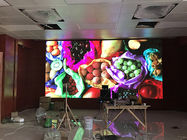 Advertising Full Color SMD LED Screen Spacing 6mm IP43 CB CE Certification