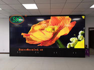 1R1G1B Indoor LED Screen Panel , Flexible LED Curtain Display P6 High Resolution