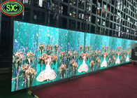 P2.5 Indoor 1R1G1B 3 in 1 LED display , LED Screen Video Wall for Shopping Mall