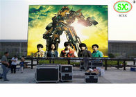 Commercial Clear P10 Full Color LED Wall Curtain For Advertising, Advertisement Led Screen
